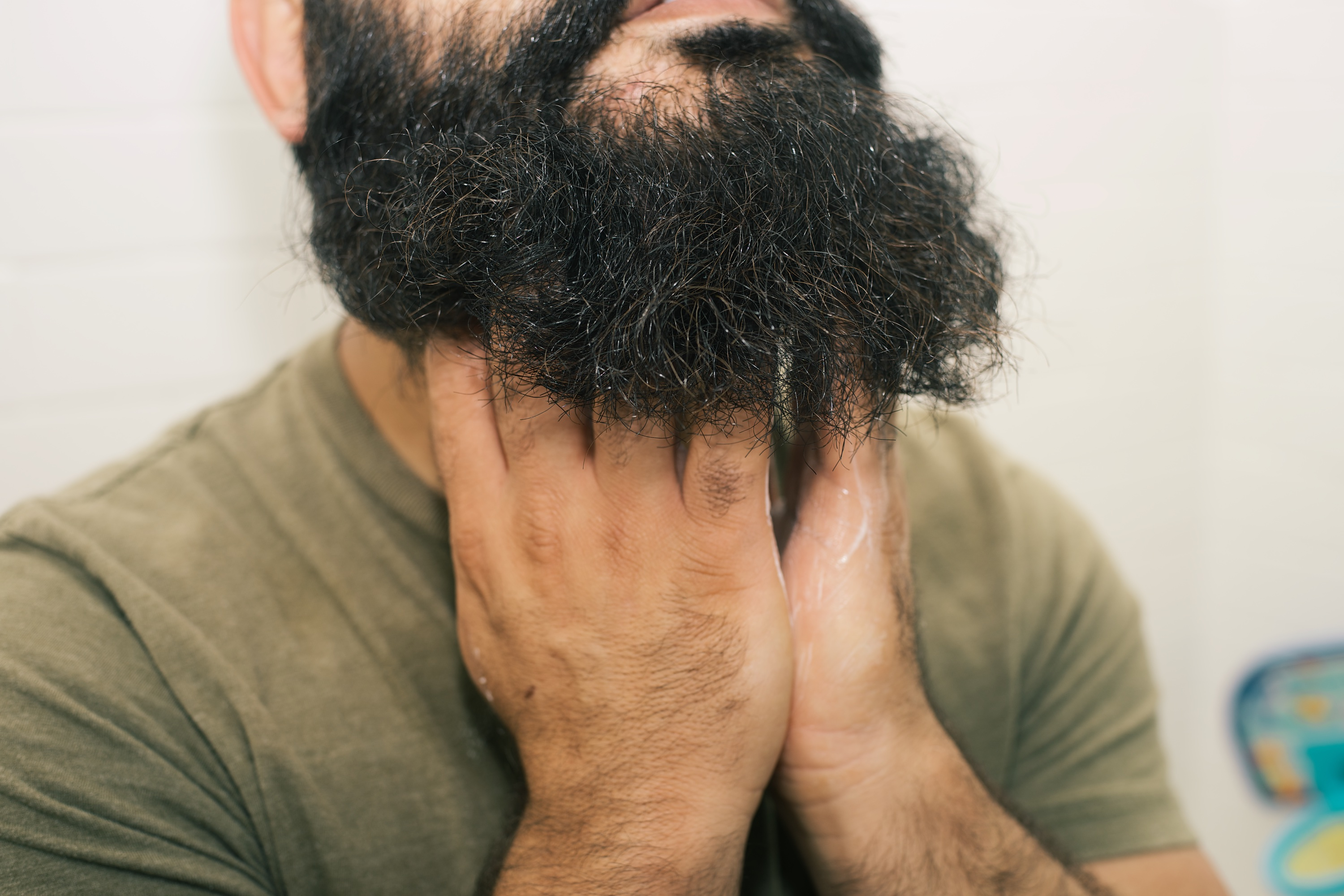 Leave In Beard Conditioner